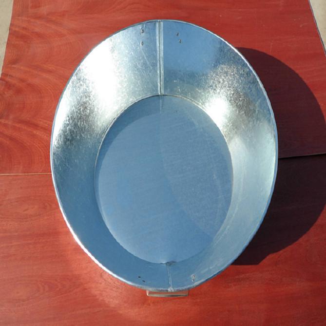 热销供应铁盆 洗衣盆  白铁制品  镀锌盆 质优价廉