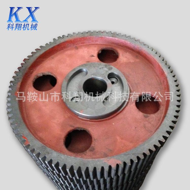 廠家批發31200/1300/1500剪板機齒輪 通用配件灰鑄鐵剪板機齒輪