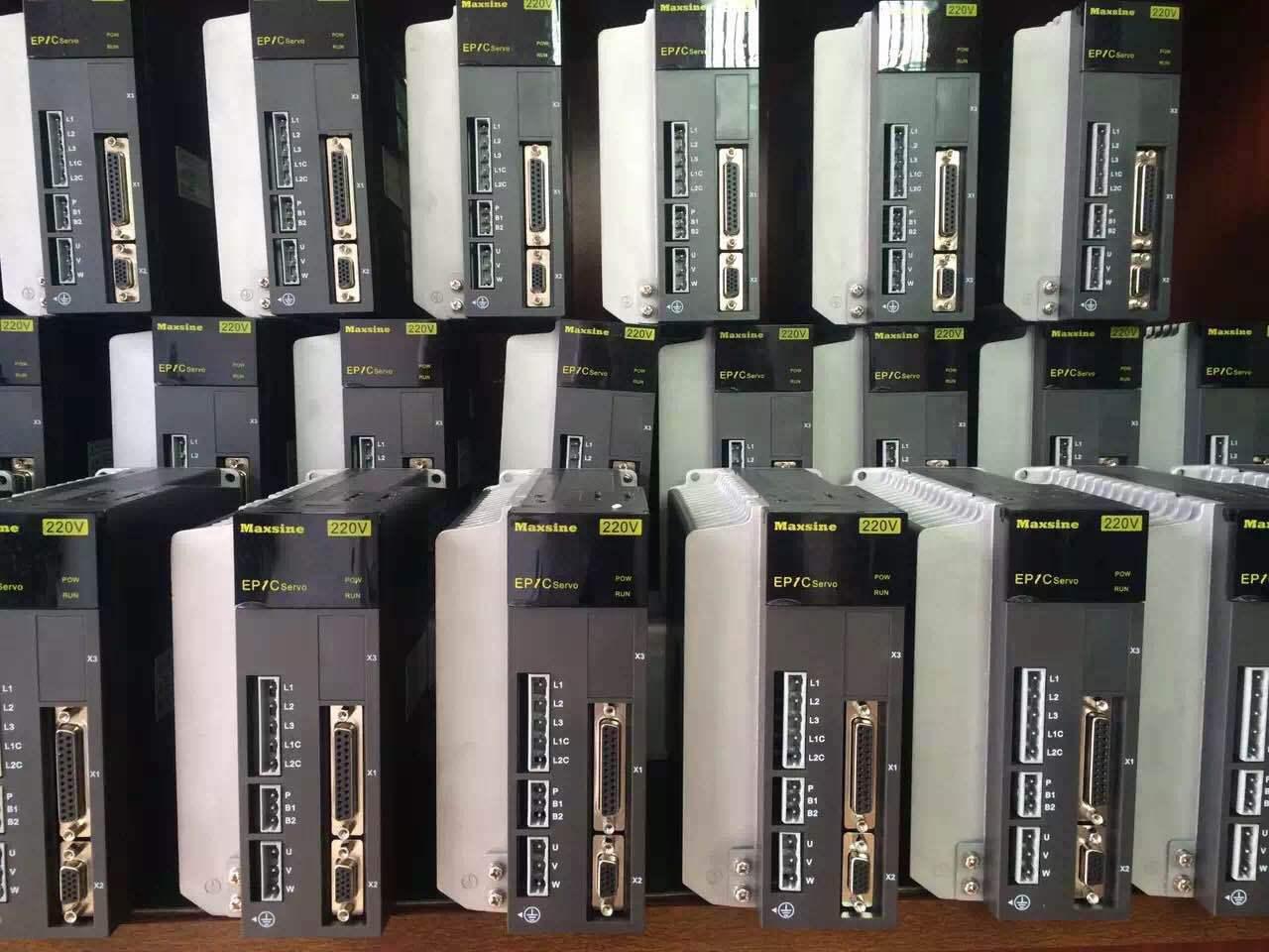 切袋机伺服电脑海利达800控制面板迈信伺服韦德伺服厂价直销