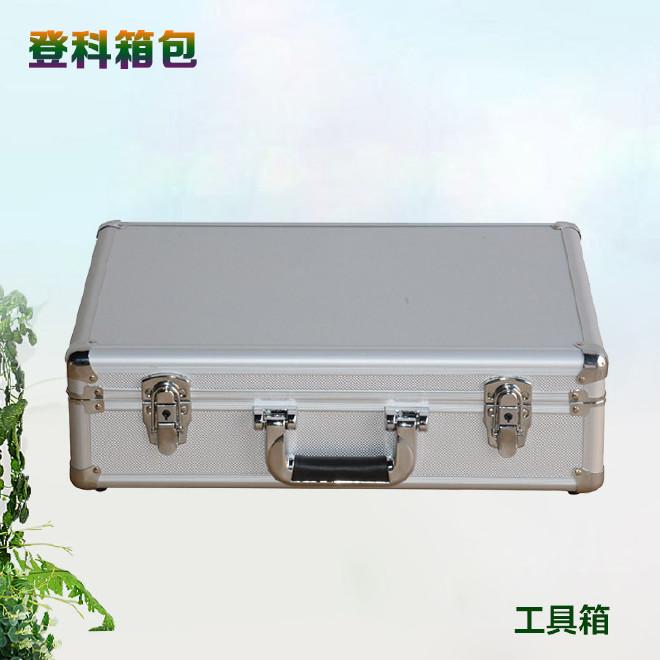 生产箱包铝合金工具箱小工具箱铝合金手提箱水质检测工具箱