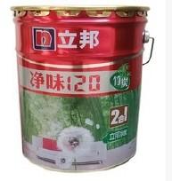 立邦漆立邦净味120竹炭二合一内墙面漆2合1乳胶漆墙面漆
