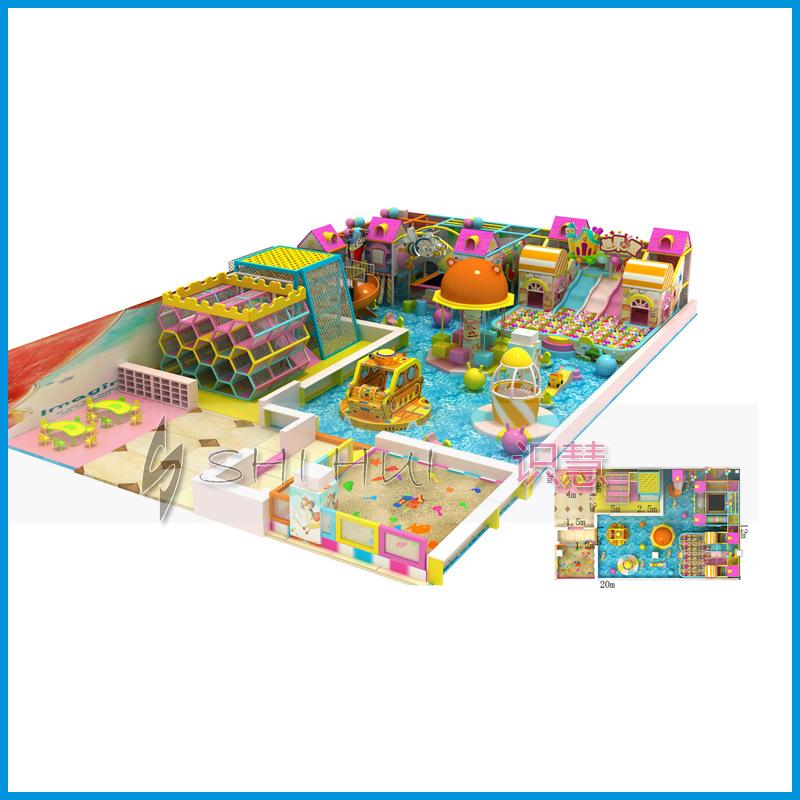 【大型淘气堡儿童游乐配件设施亲子室内玩具乐纯铜v配件碗图片