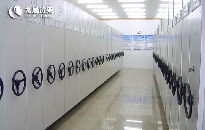 广东仓储香港办公室三亚密集海口档案智能移动云浮资料文件铁皮柜示例图17