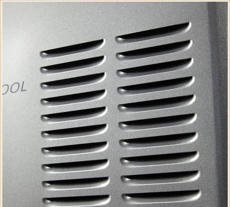 冰虎alpicool 车载冰箱 75升车家两用冷冻冷藏速冻小冰箱