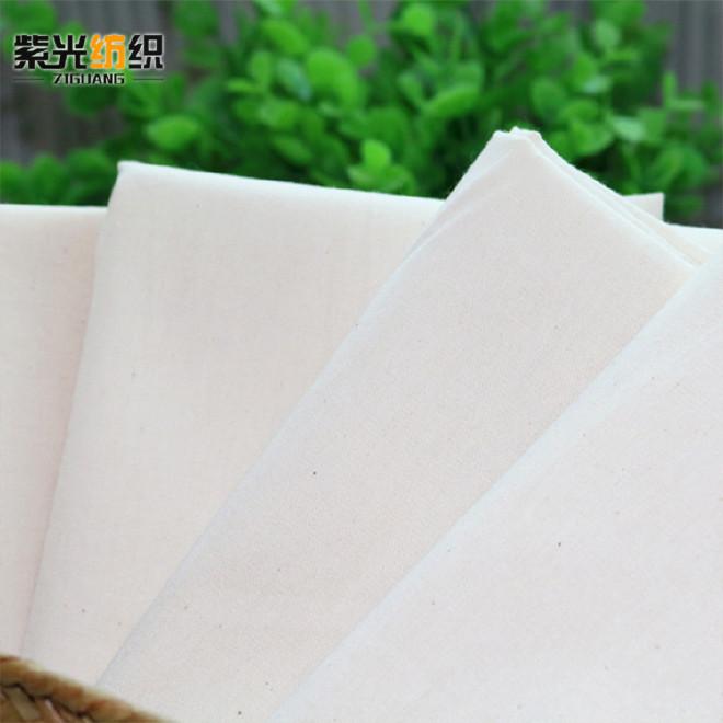 批发供应工装面料的确良布 涤棉纱卡面料 口袋布 涤棉坯布图片