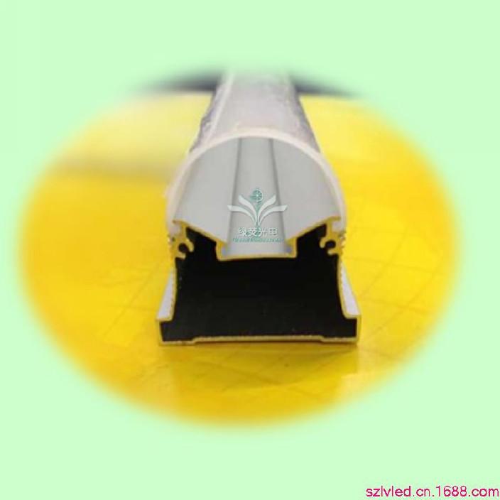 t8led一體化燈管外殼套件 一體化日光燈外殼配件 一體化燈管配件圖片