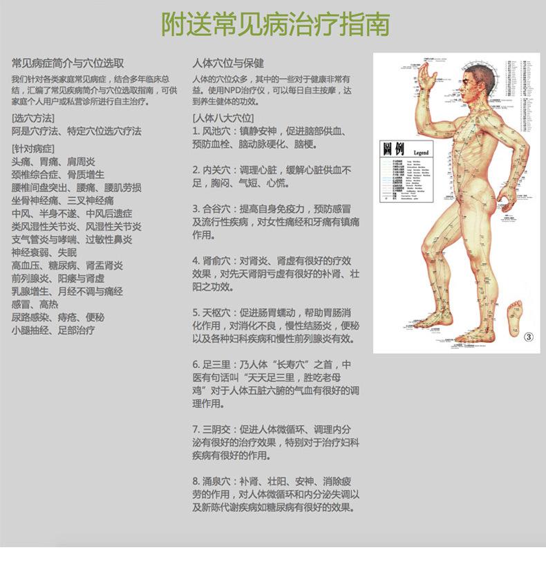 南京炮苑骨質增生儀NPD-5AS 離子導入儀 中醫定向透藥儀示例圖17