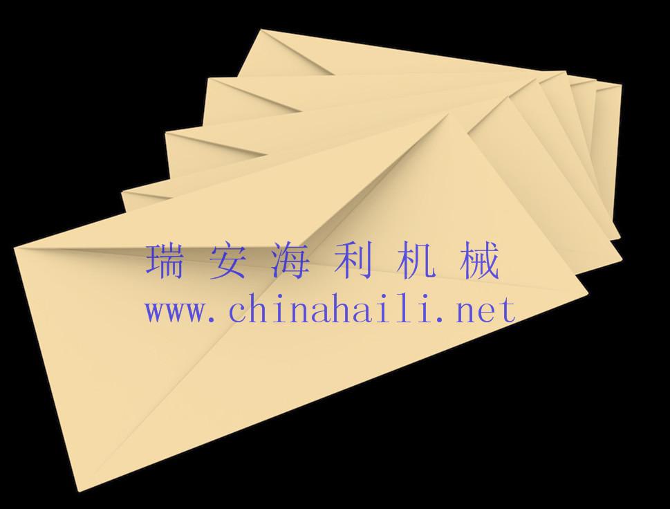 厂家直销 WE280B自动信封涂胶成型机 纸袋制作信封机 一件代发示例图6