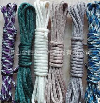 下单返话费涤纶绳 绳线带纸袋手提绳 各种绳子批发多规格可定图片