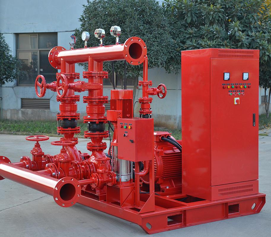 威尼斯平台登录SDL 10.0/15-2-GPM150  双动力消防泵,10kw大型双动力消防泵,消防泵示例图1
