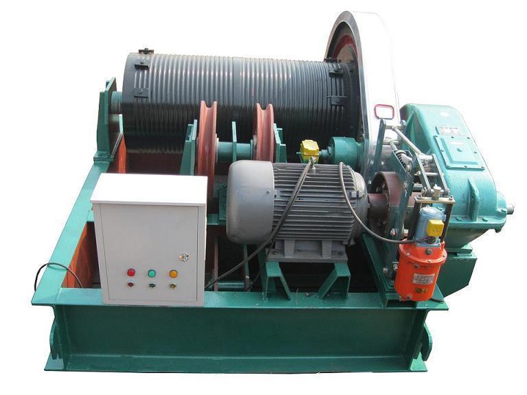 供应 QPQ型卷扬启闭机 固定式卷扬启闭机 移动式卷扬启闭机 出厂价示例图1