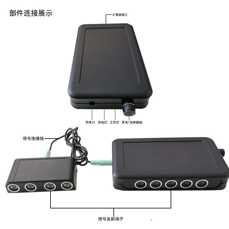 英讯录音屏蔽器 系统 ws-5防录卫士 无不适感,新品上市厂家直销示例图2