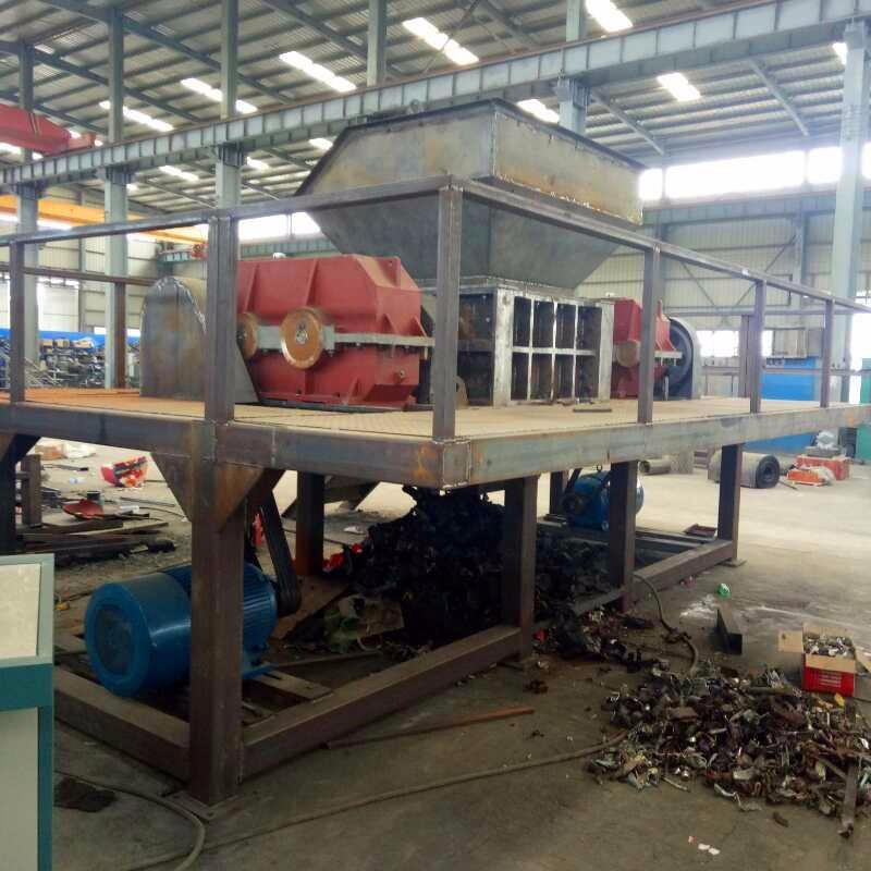 多功能撕碎机 编织袋轮胎废纸塑料撕碎机 现货供应