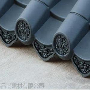 华东优质仿古瓦 屋檐瓦质量好价格优_一体瓦造型美观