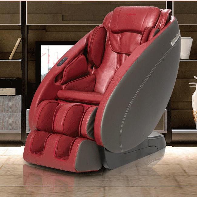 督洋按摩椅全自動按摩沙發椅TC682東莞南城店免費體驗店