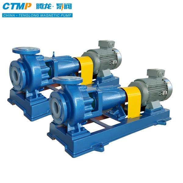 IHF32-25-160L酸碱离心泵 硫酸离心泵 ihf离心泵 盐酸离心泵 F46
