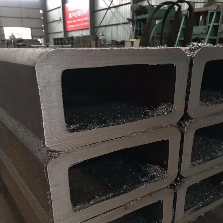 现货加工非标无缝方管  小口径无缝方矩管  Q345B无缝方管 大口径厚壁无缝方矩管价格