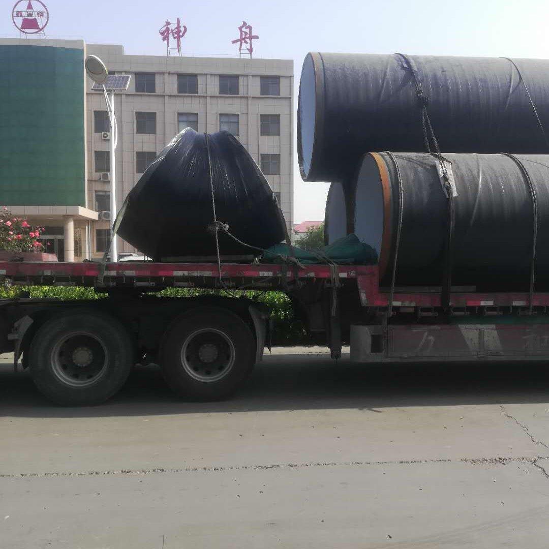 河北神舟钢管 供应螺旋钢管  防腐螺旋钢管 保温螺旋管 防腐钢管现货