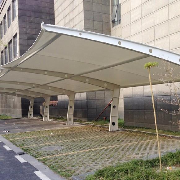 汽车用品,停车蓬,雨棚,汽车篷,汽车车棚,膜结构车棚,停车棚