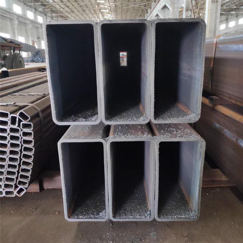 厂家定制无缝方管 16mn厚壁无缝方管 大口径16mn方管 200口径无缝方管 厂家生产一支起订量大优惠