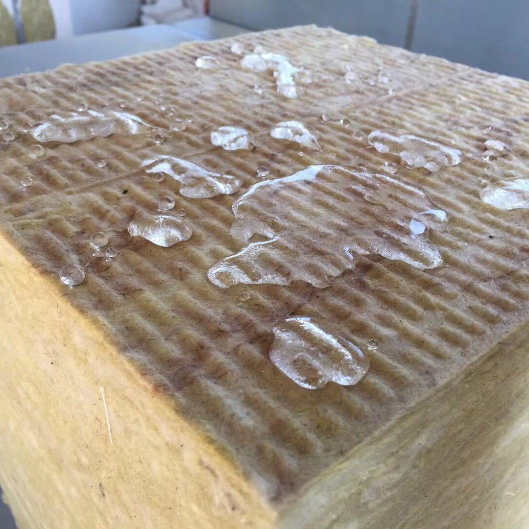 厂家批发 A级国标玄武防火岩棉板 外墙插丝岩棉板 竖丝岩棉板