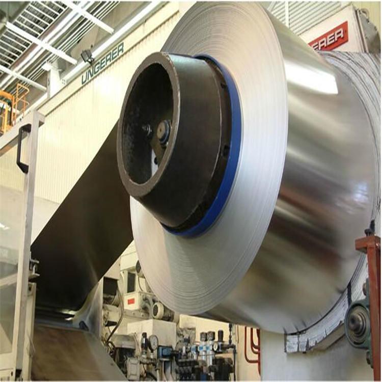 寶新優質不銹鋼帶SUS304BA亮面不銹鋼帶8K鏡面不銹鋼帶圖片