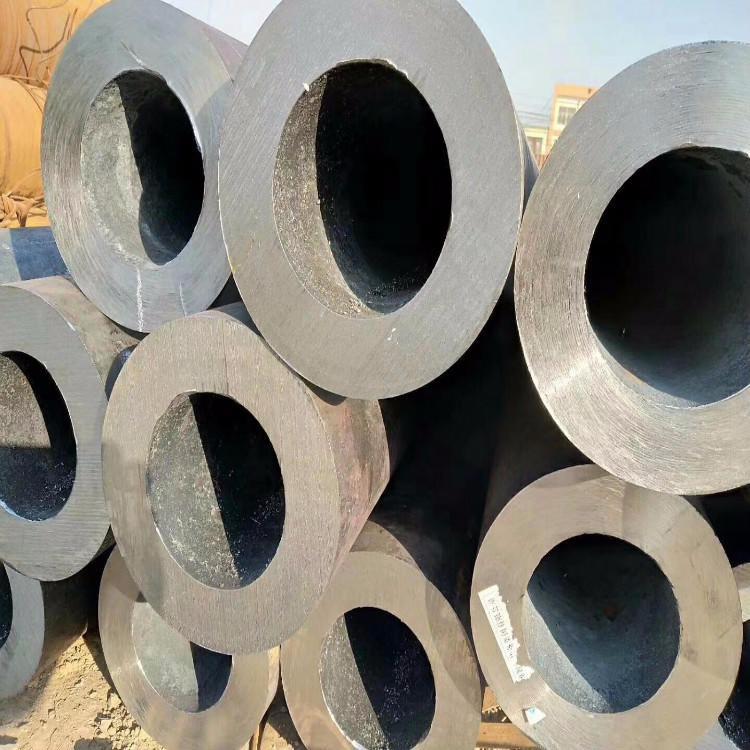 現貨專供20號非標厚壁無縫鋼管 熱軋大口徑無縫管 機械加工用厚壁鋼管價格 切割加工