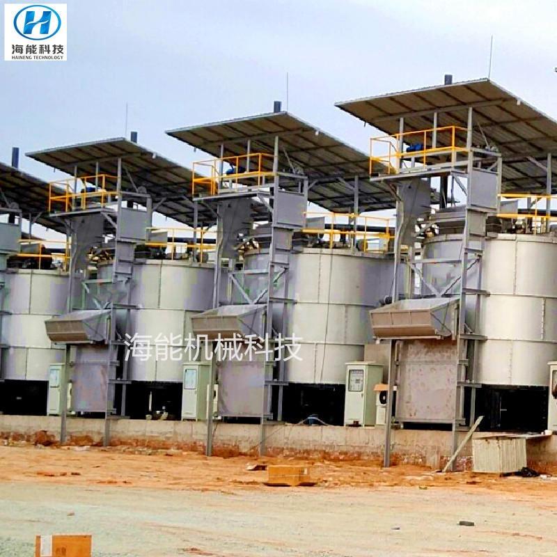 广西猪粪好氧发酵罐 海能科技养殖场粪污无害化处理设备
