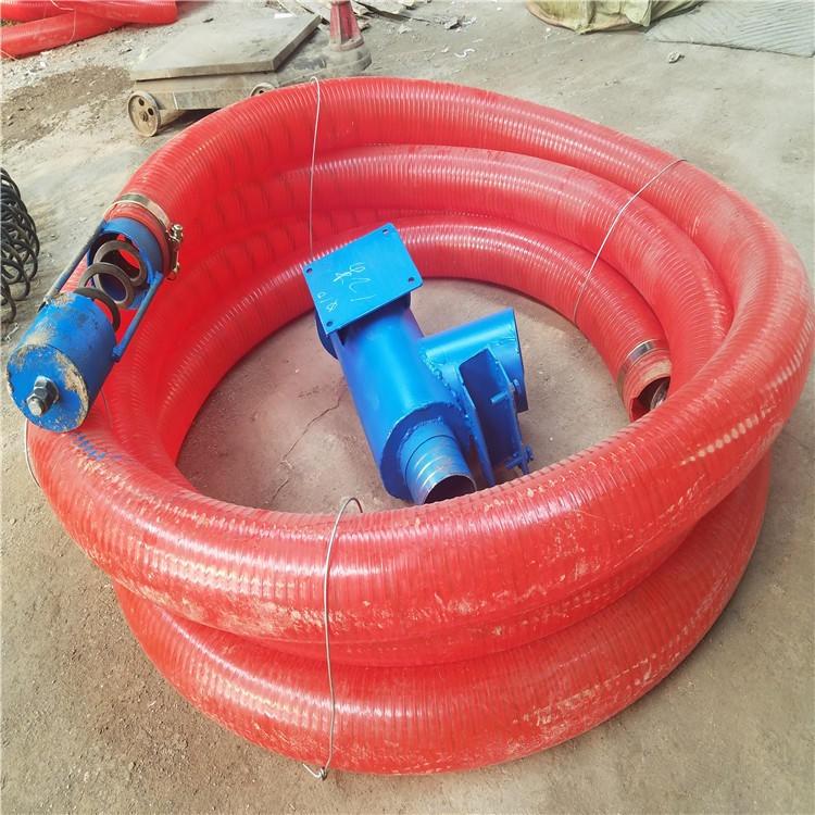 农场作业两相电吸粮机 塑料颗粒上料机 加长软管两相电吸粮机