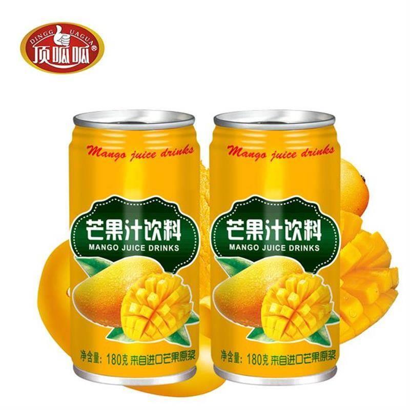 广东中山芒果汁饮料180ml厂家直销示例图1