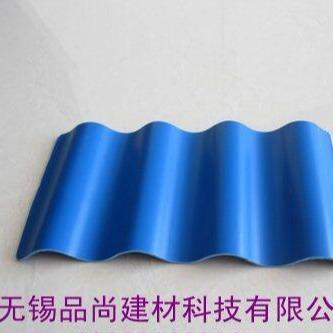 pvc波浪瓦 塑钢防腐瓦厂家直销 养殖厂屋顶ASA塑钢瓦定制