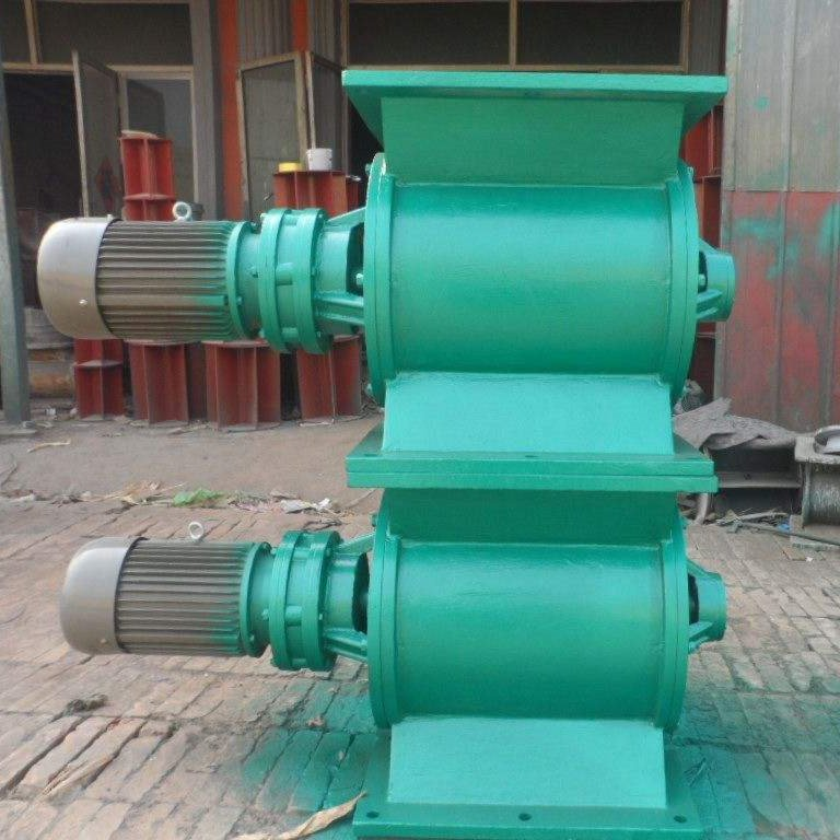 厂家直销星型卸料器 方形星型卸料器 高品质除尘器专用星型卸料器
