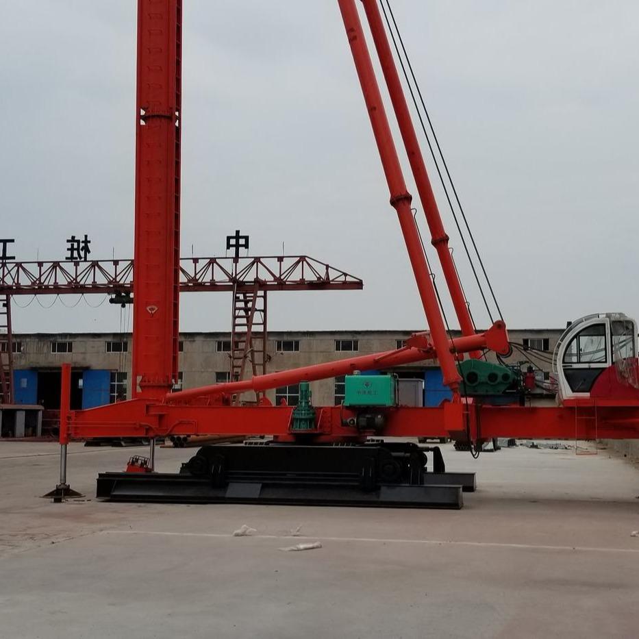 CFG-32型长螺旋钻机 河北新河中原桩工机械