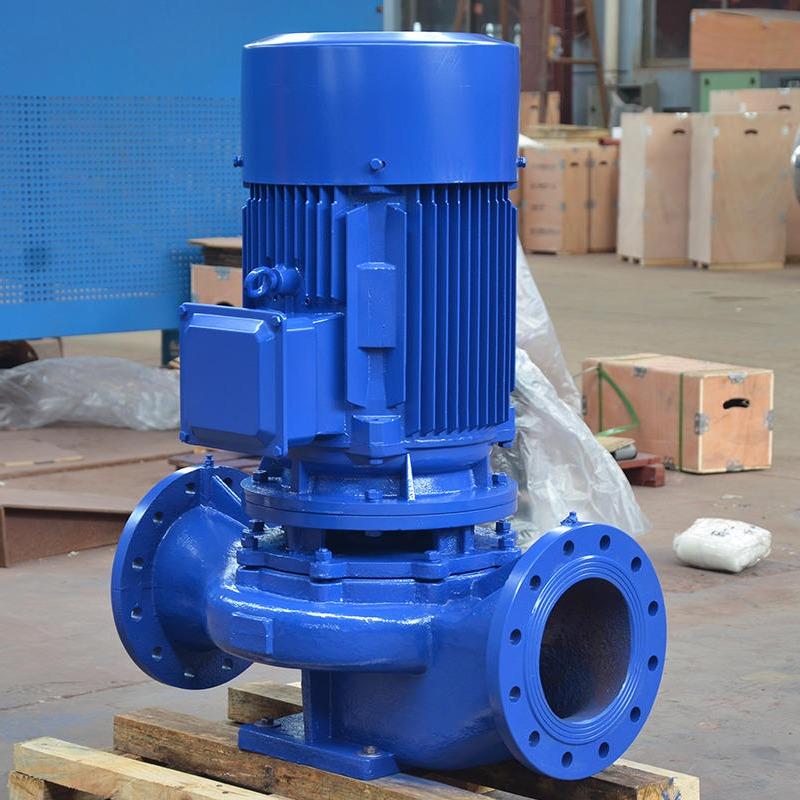 喜之泉ISGD200-315立式管道离心泵,管道泵,立式离心泵