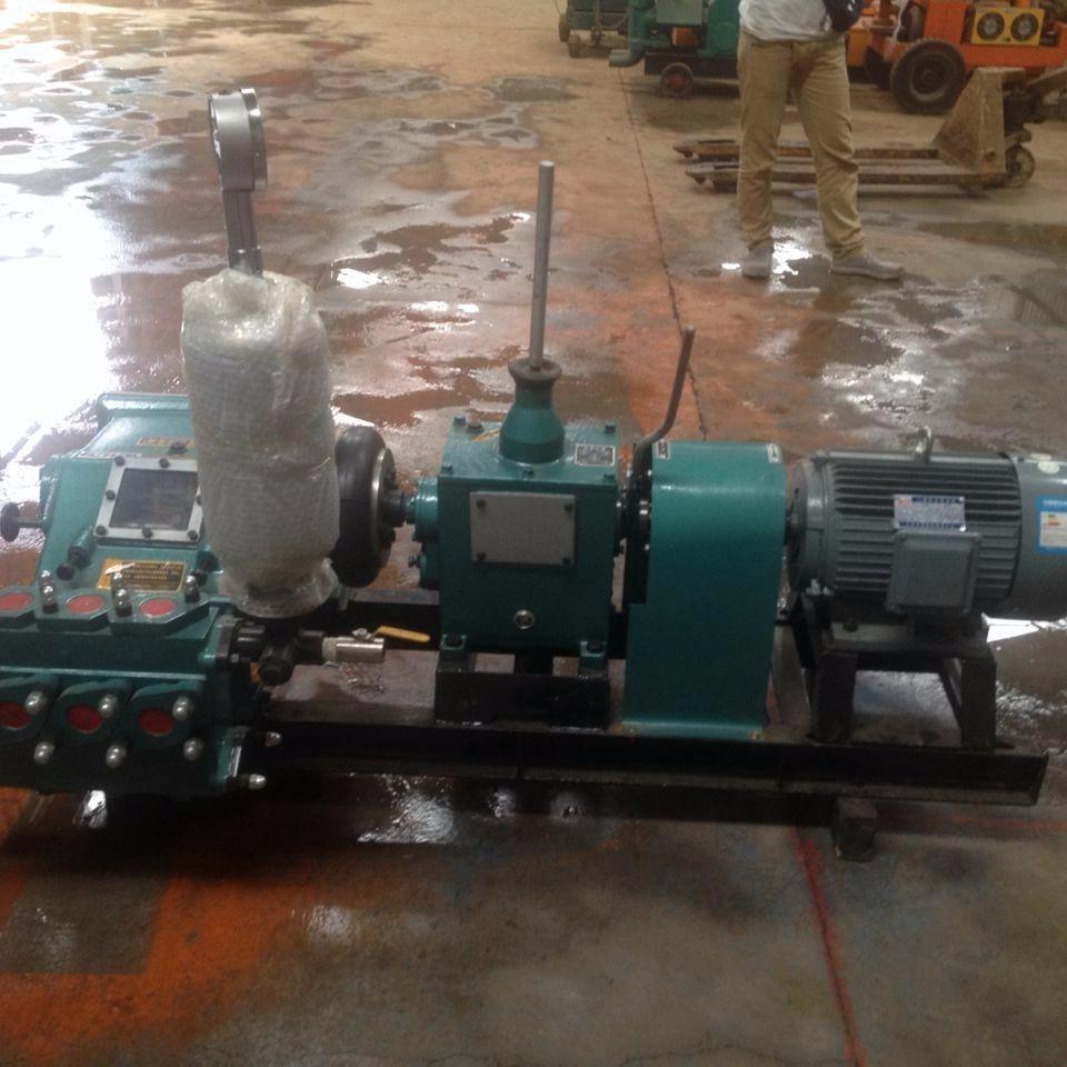 貴州臥式三缸注漿泵BW150  節省能源、結構緊湊、體重輕、效率高、經久耐用、操作安全