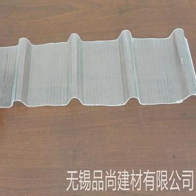 透明frp采光瓦 玻璃纤维养殖场采光板 防腐蚀阳光板雨棚