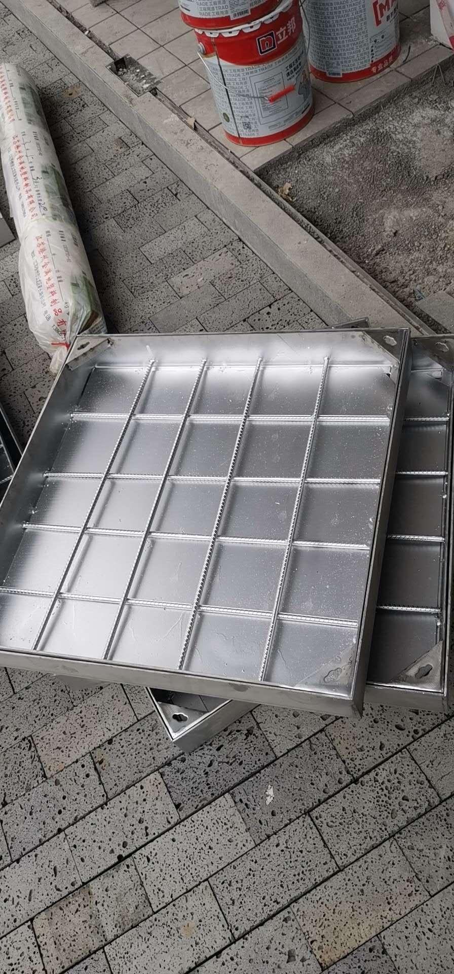 宿豫不锈钢井盖厂家 宿豫不锈钢隐形井盖价格