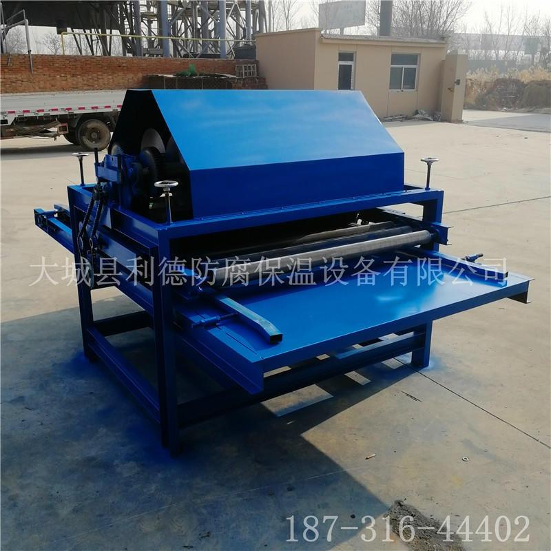 厂家直销玻璃棉分条机1200型玻璃棉裁条机玻璃棉条切割机价格