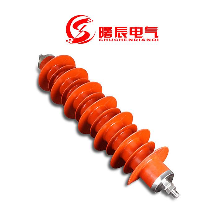 成都氧化锌型35KV高压避雷器HY5WX-51/134示例图2