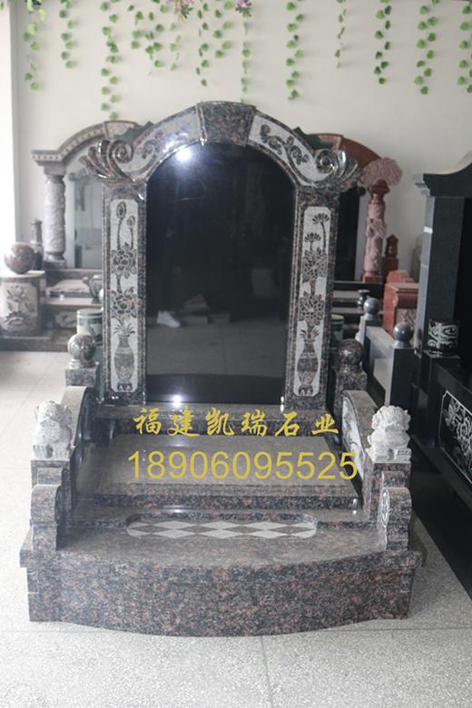 安徽墓碑厂家直销传统墓碑 豪华墓碑可支持定制 批发量大价格优惠示例图2