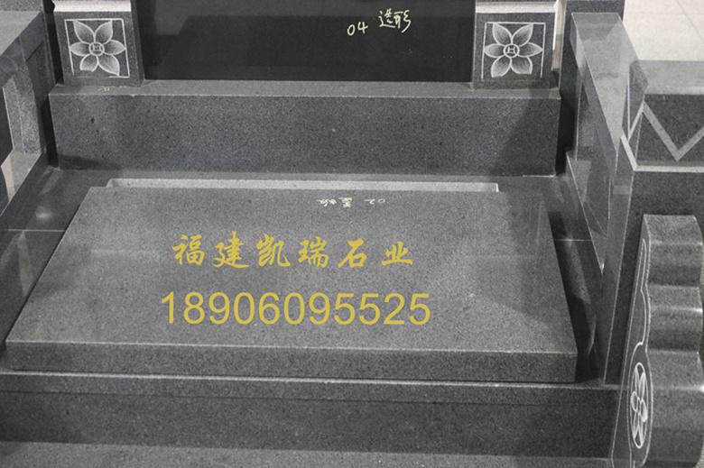 福建墓碑厂家凯瑞石业直销批发墓碑 传统墓碑雕刻内容丰富 可支持定制示例图8