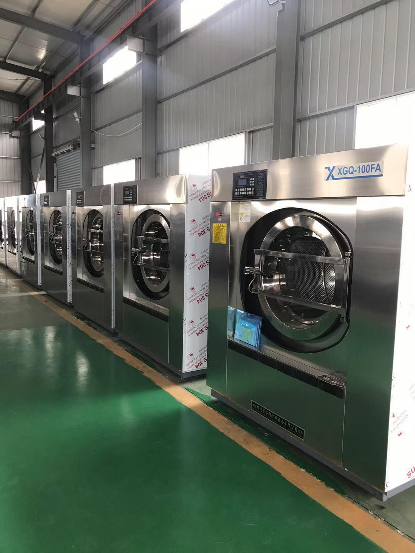 扬州海狮厂家直销高品质工业洗衣机,工业用洗衣机,全自动工业洗衣机,海狮大型洗衣机,洗脱两用机,工业洗衣机厂家示例图6