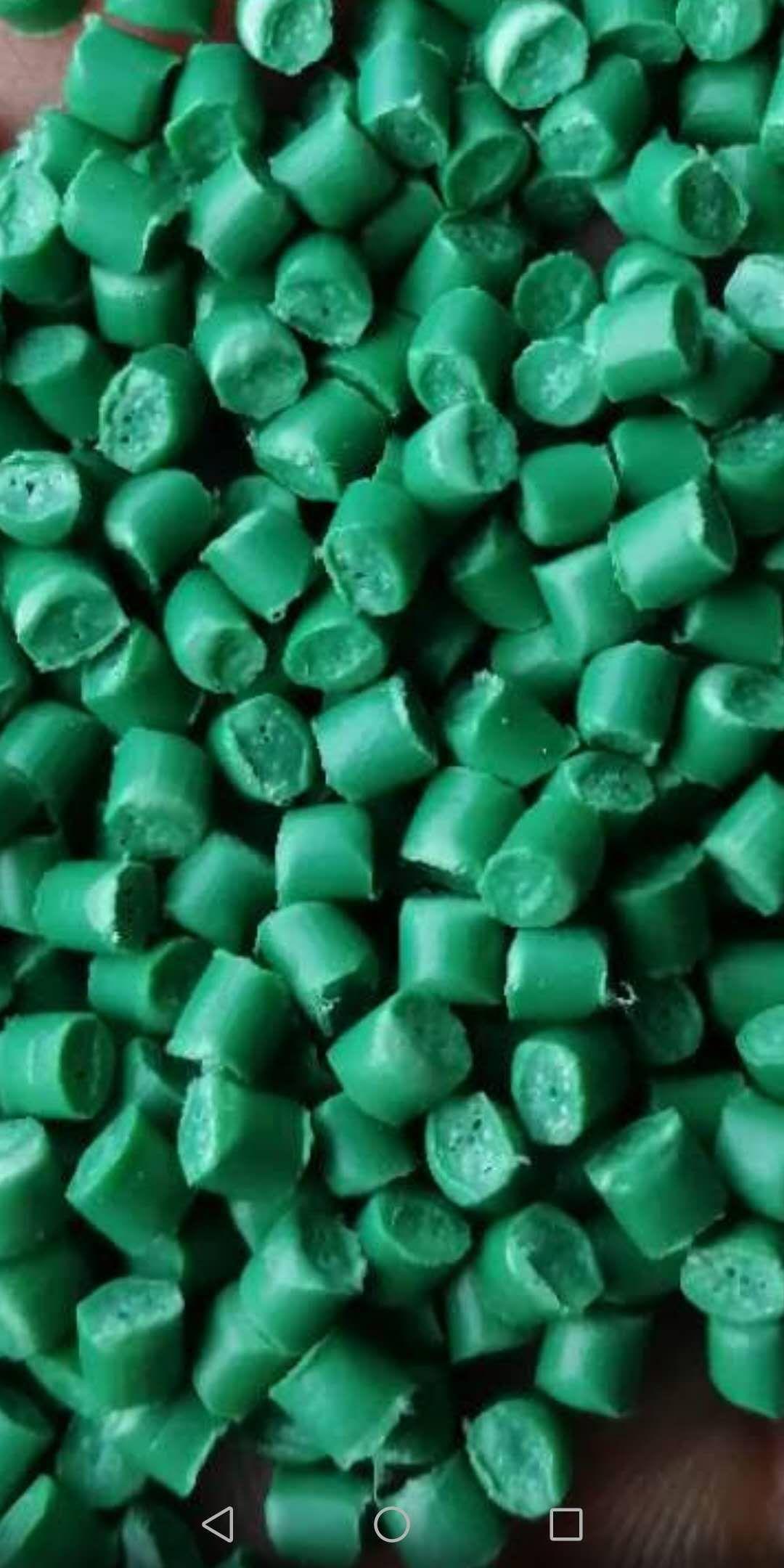 绿色pp工程聚丙颗粒,pp中空板颗粒,pp再生颗粒,pp再生料示例图1