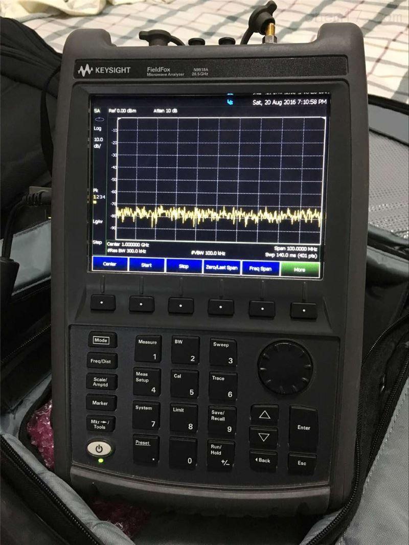 清仓甩卖N9950A安捷伦N9950A手持微波频谱分析仪示例图1