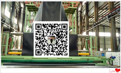 贺州市黑膜沼气池防渗膜厂家定做报价  黑膜沼气池施工公司示例图2