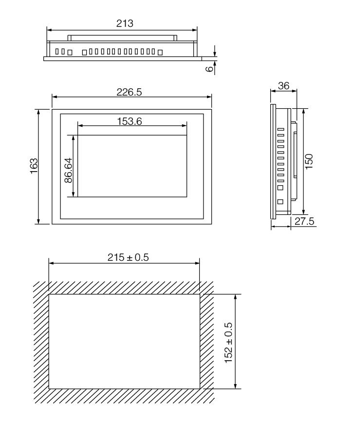 安科瑞,AMC系列,多回路監控裝置示例圖15