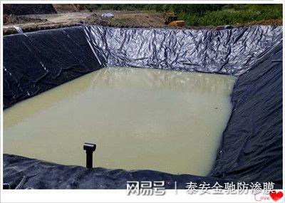 陕西铜川HDPE2.0mm土工膜价格示例图4
