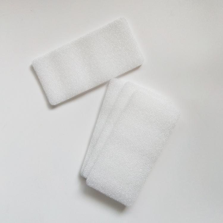 PE珍珠棉垫片手机壳内衬打包快递水果保鲜泡沫防震防撞包装内托棉示例图13