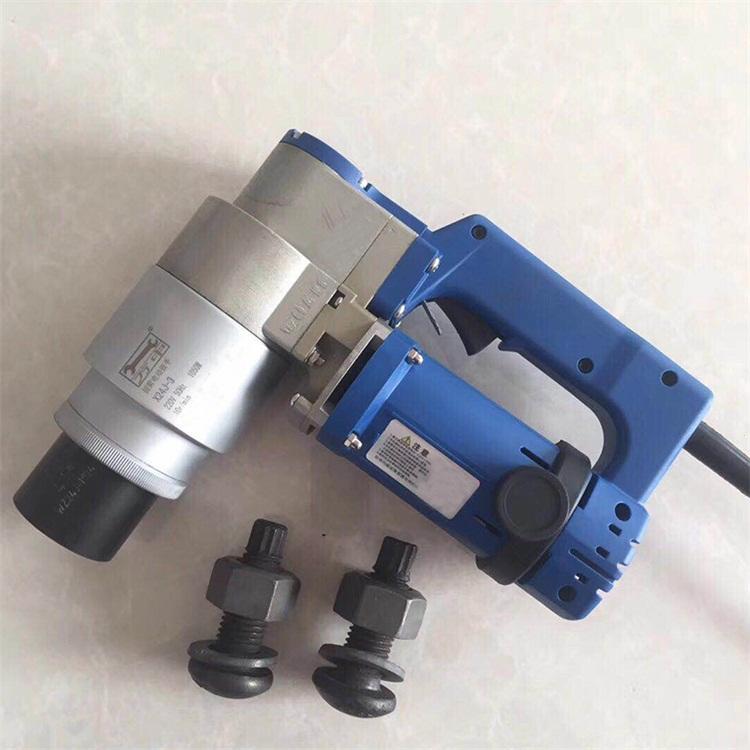 悍博扭剪型电动扳手 扭剪型高强螺栓电动扳手 扭剪螺栓扳手电动扳手示例图3