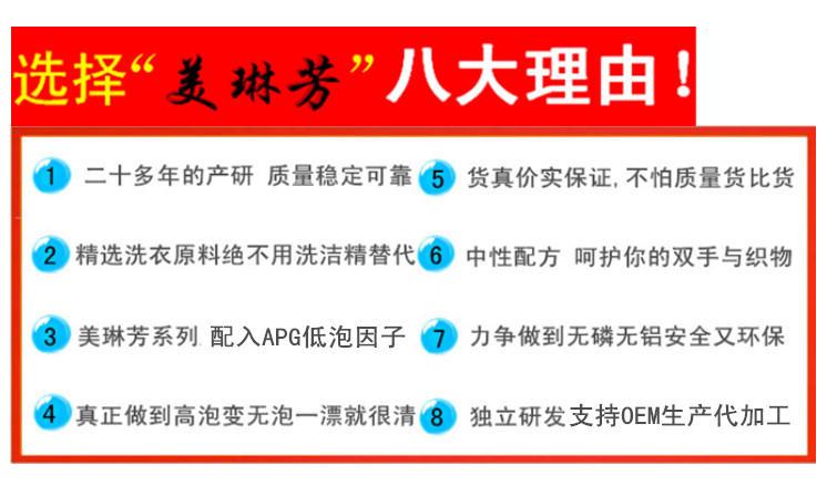 美琳芳系列组合件 洗护用品大促销示例图7